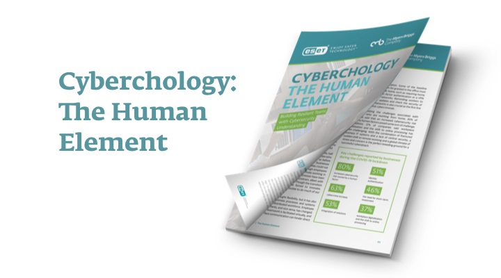 Cyberchology The Human Element